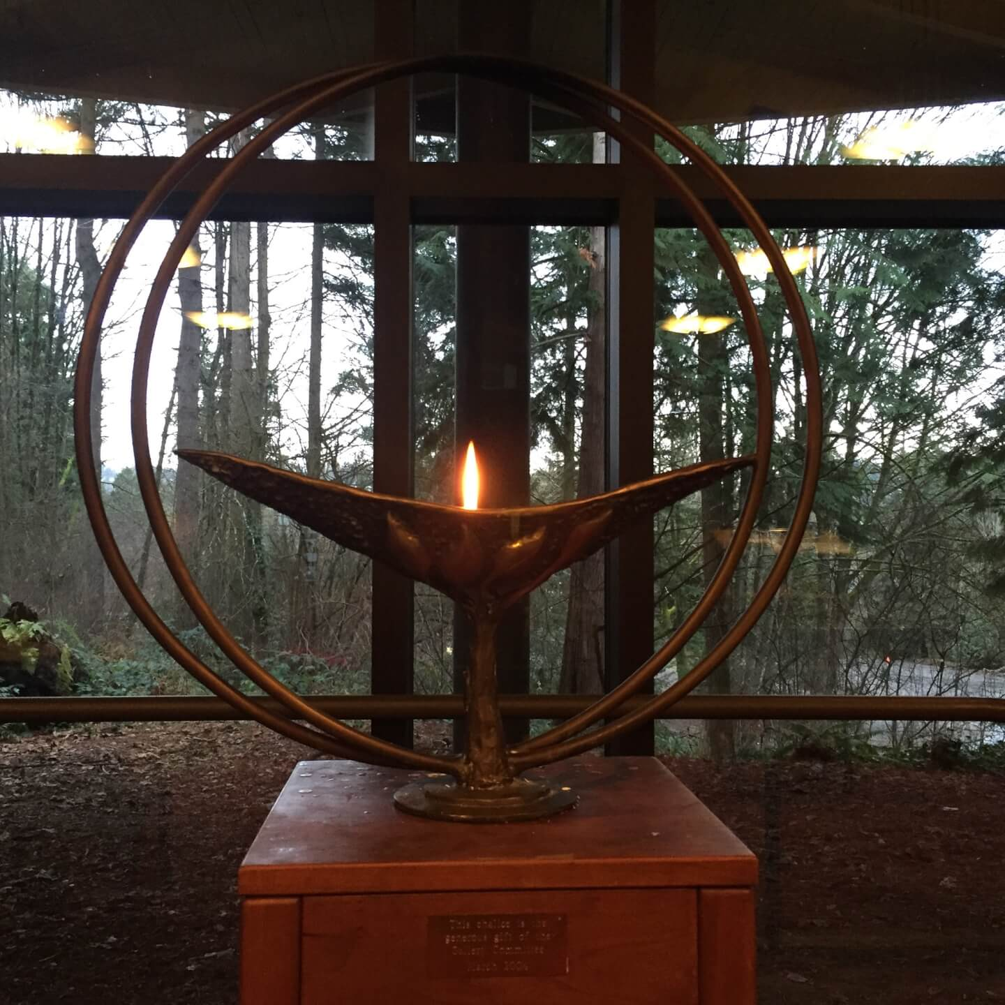 Our Symbol: The Flaming Chalice