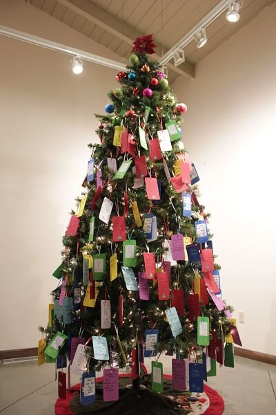 Giving Tree A Success East Shore Unitarian Church Bellevue Wa