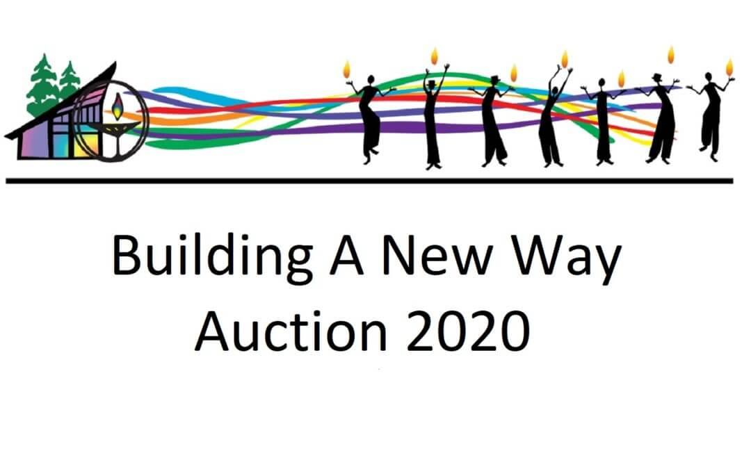 Building a New Way – East Shore's Auction 2020