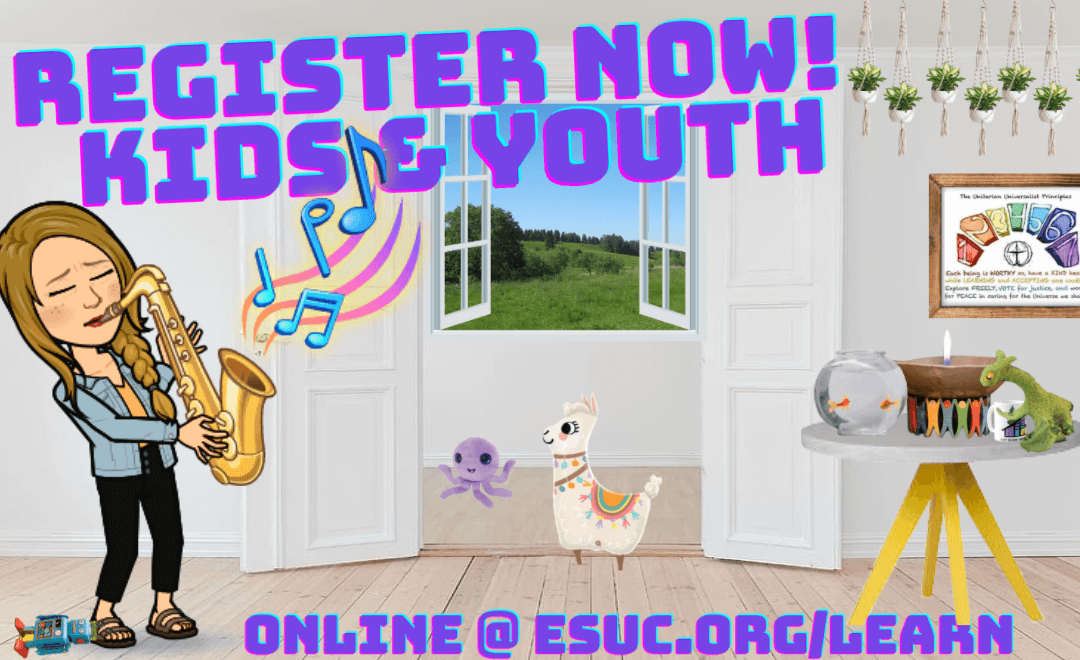Kids & Youth Registration 2020-21
