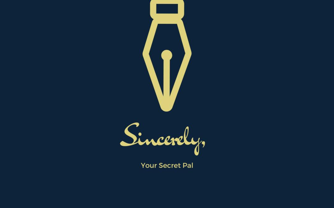 Would You Like a Secret Pal?