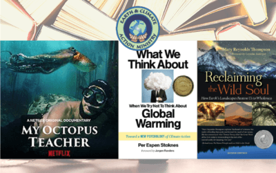 Book & Movie Suggestions from Earth & Climate Action Ministry Team