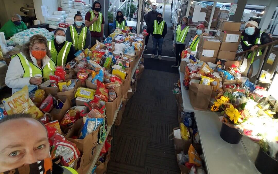 COVID Food Relief Project Update: December 2020