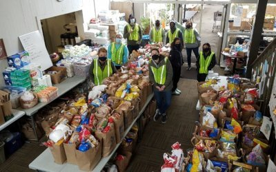 COVID Food Relief Team & Jubilee Reach