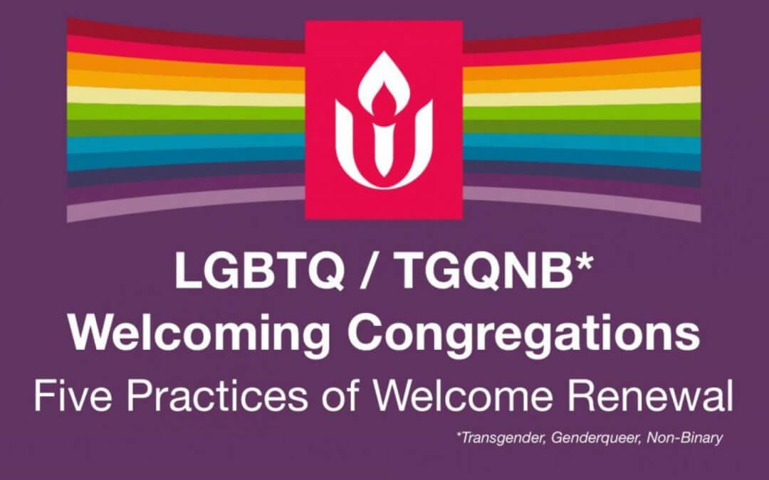 Welcoming Congregations Team Members Needed