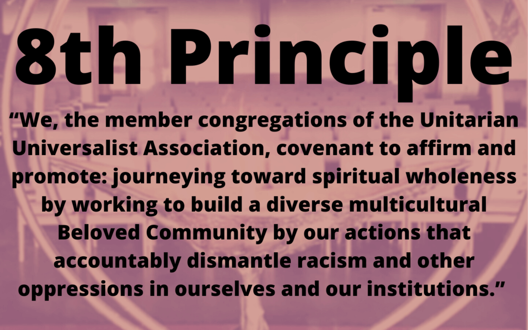 Why I Support ESUC Ratifying the 8th Principle