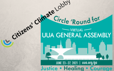 Citizens Climate Lobby at GA